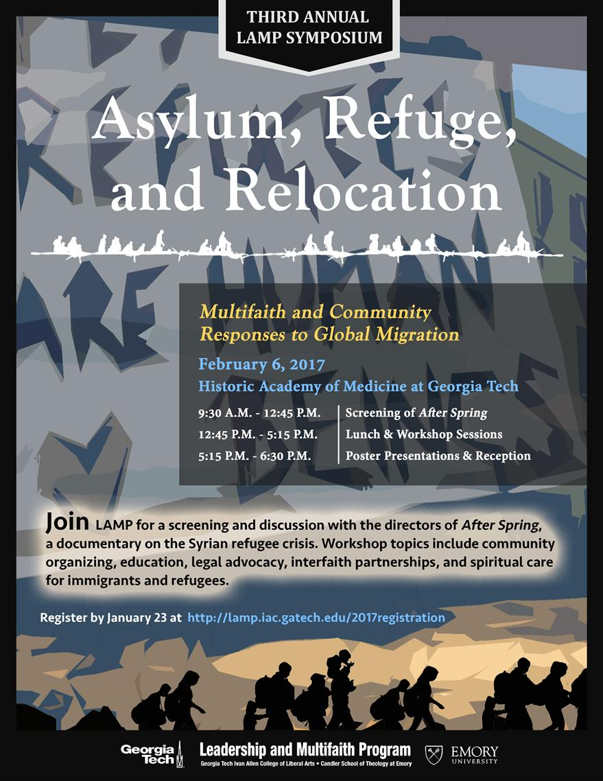 Asylum, Refuge, & Relocation: Multifaith & Community Responses to Global Migration