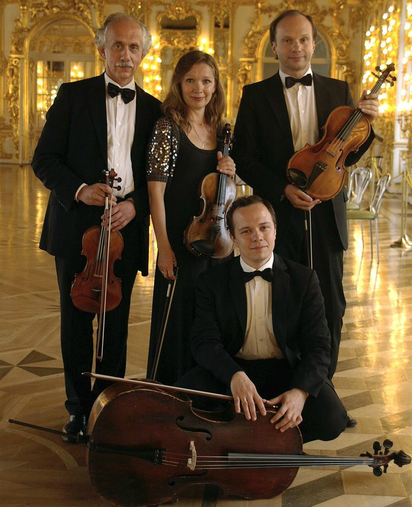 Sounds of the Silver Age: St. Petersburg's Rimsky-Korsakov String Quartet in Concert