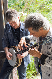 Chick Corea and Béla Fleck
