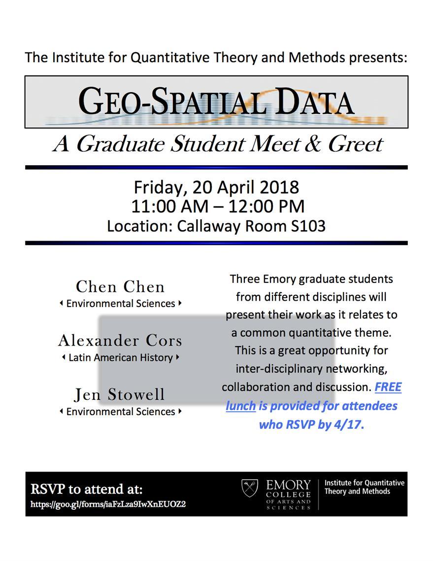 Geo-Spatial Data