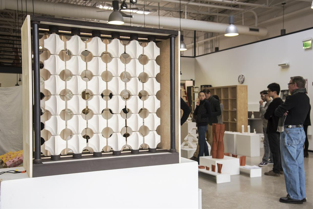 Exhibition: Material Practice as Research: Digital Design and Fabrication