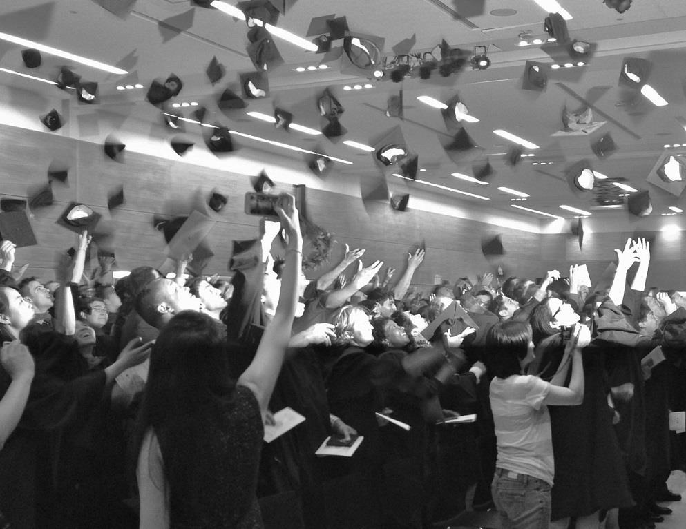 Civil & Environmental Engineering Graduation Celebration