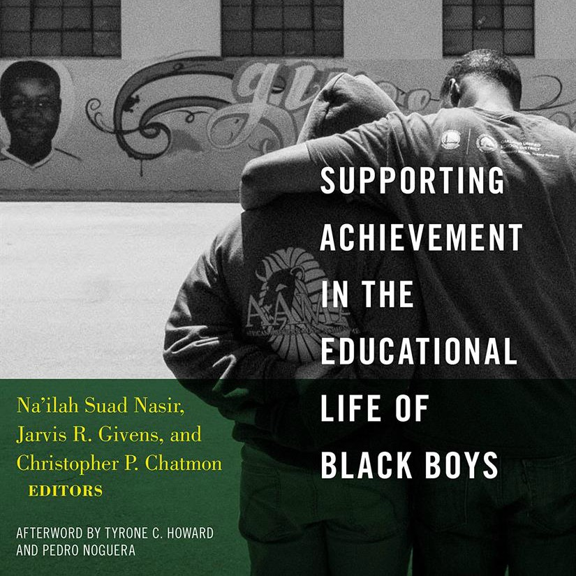 "Gutman Library Book Talk: ""We Dare Say Love"": Supporting Achievement in the Educational Life of Black Boys"