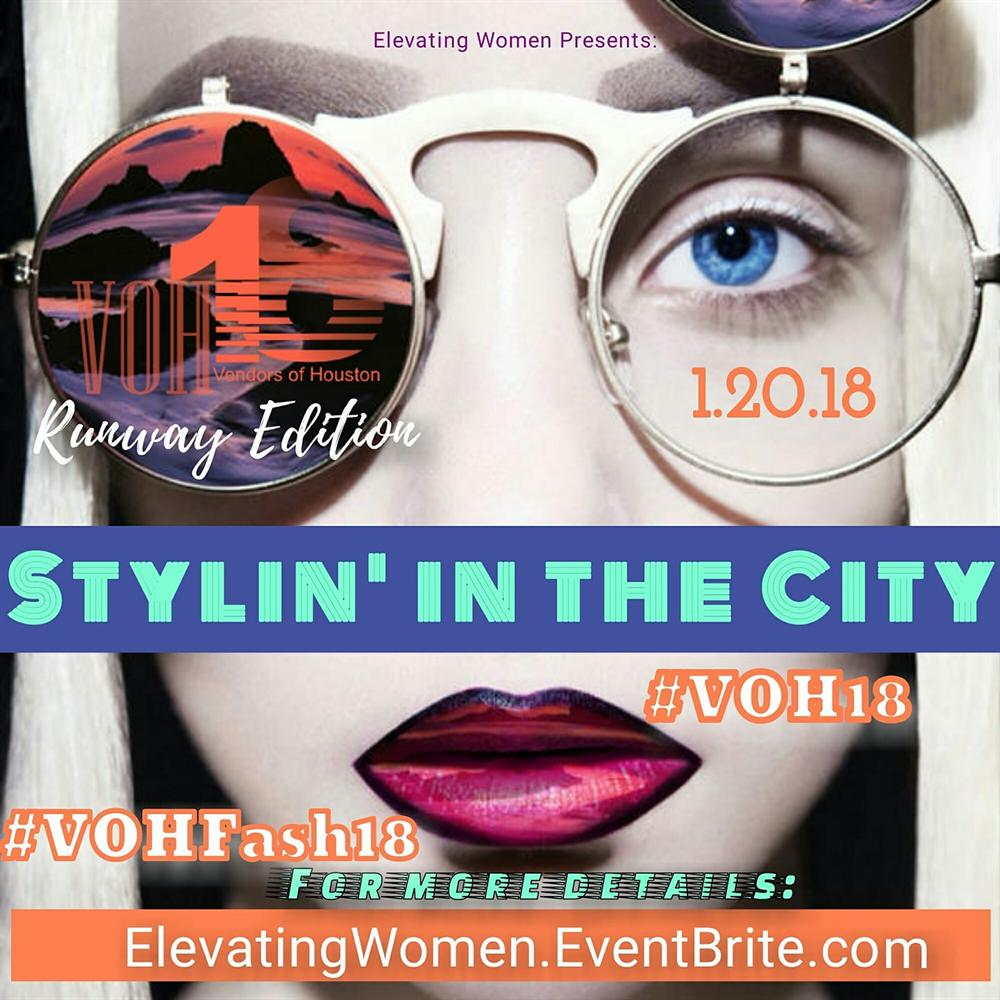 """2nd Annual Vendors of Houston """"Runway Edition"""""""