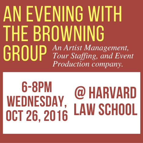 An Evening with The Browning Group