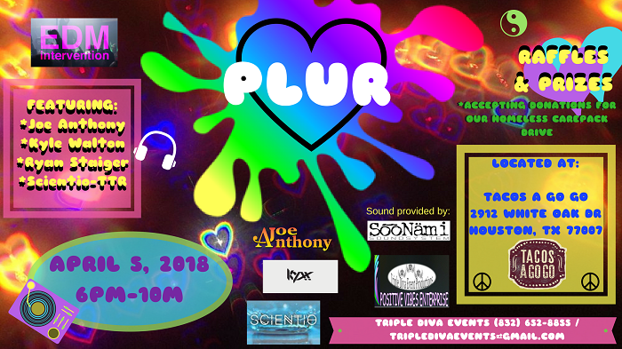 PLUR (CARE PACK DRIVE)