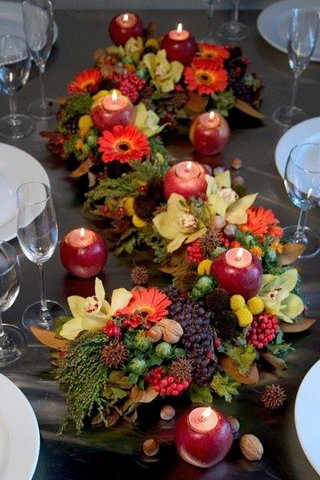 UW Botanic Gardens: Holiday Tablescapes