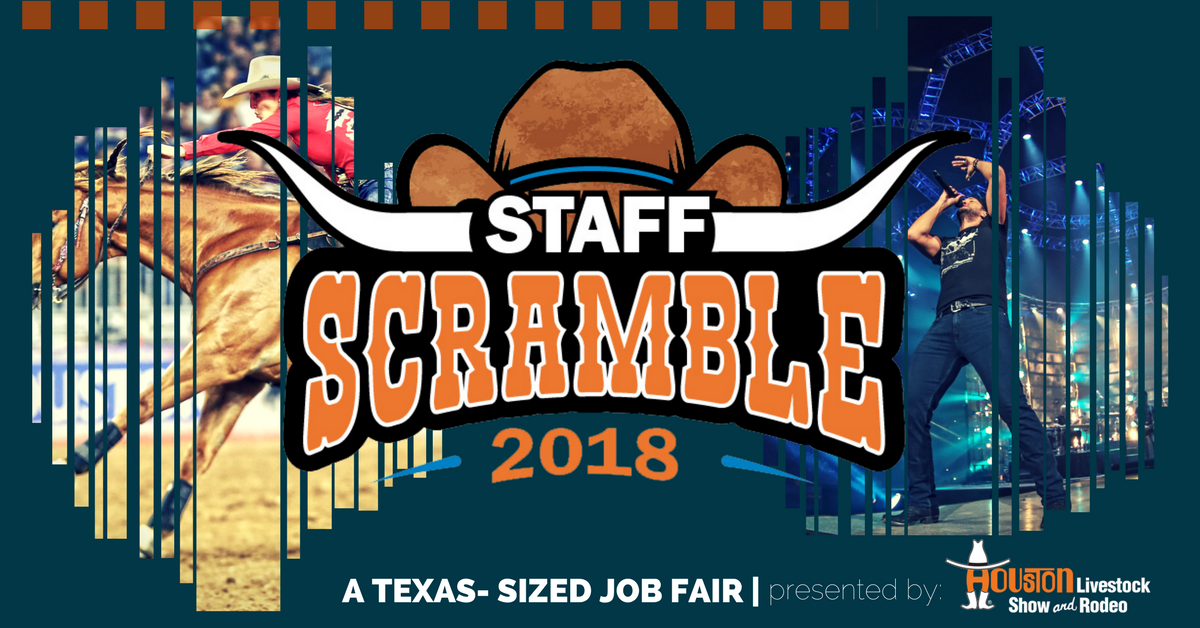 2018 Staff Scramble presented by the Houston Livestock Show and Rodeo