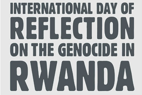 Remembering the Victims of the 1994 Genocide in Rwanda: A Panel Discussion