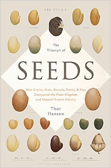UW Botanic Gardens: The Triumph of Seeds Talk and Booksigning with author Thor Hanson