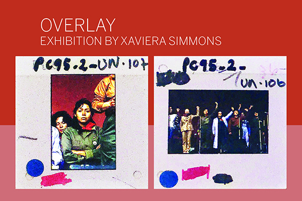 Gallery Tour of 'Overlay'