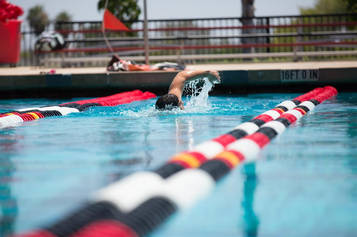 Fitness Friday: Aqua Fit Boot Camp with Cali