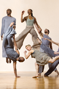 <br>Bill T. Jones/Arnie Zane Dance Company