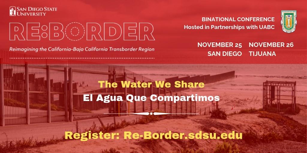 Re:Border - Reimagining the California-Baja California Transborder Region
