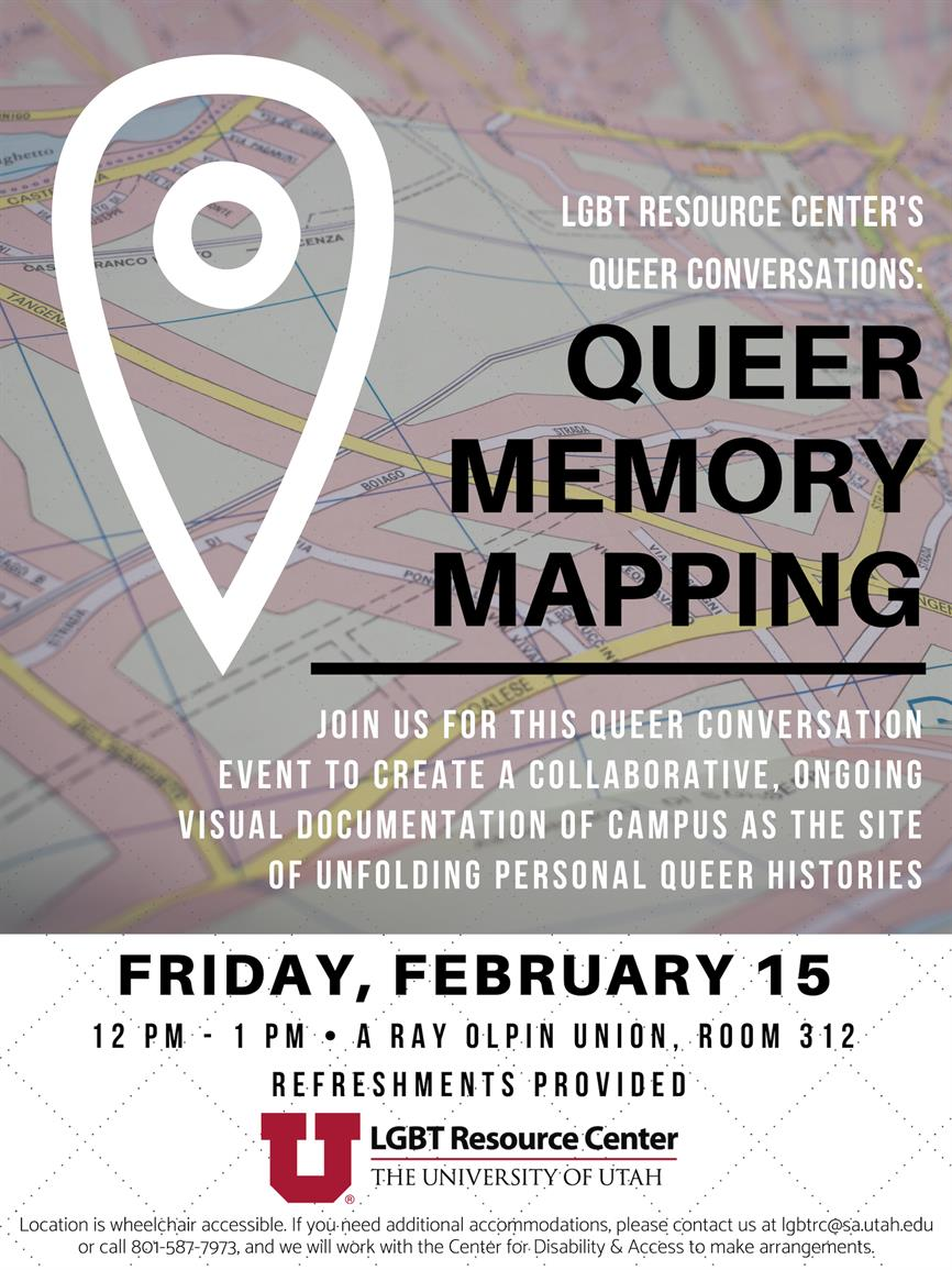 Queer Memory Mapping
