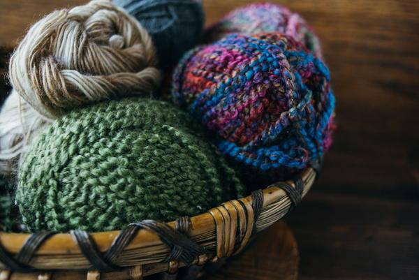 Knitting and Crocheting Group