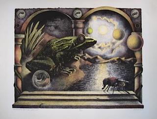 Rob Ondo's Lithography