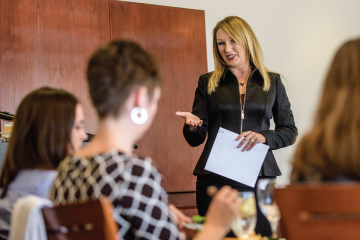 Women in the C-Suite:   Breaking Barriers and Unconscious Gender Bias in the Workplace