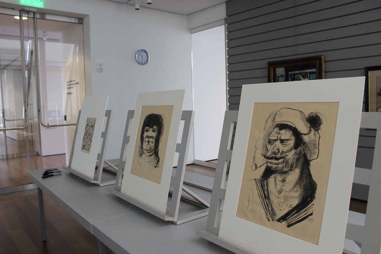 Art Study Center Open Hours