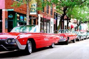 Classic Car Brunch