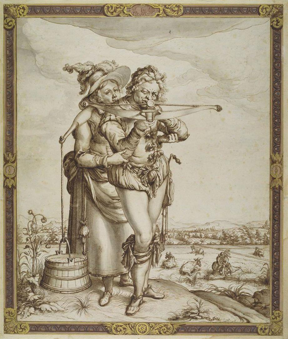 Gallery Talk: Drawings from the Age of Bruegel, Rubens, and Rembrandt