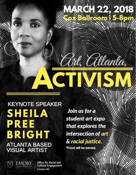 Art, Atlanta, Activism