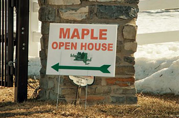 23rd Annual Maple Weekend
