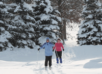 Snowshoe Hike with Evergreen Outfitters
