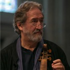 A Round Table with Jordi Savall, Catalan Musician