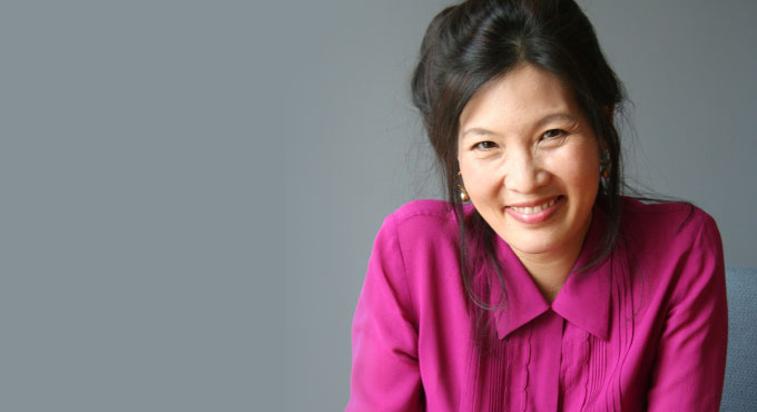 Human Rights, Women's Rights and Women's Leadership: A Priority Across the Globe with Sheryl WuDunn
