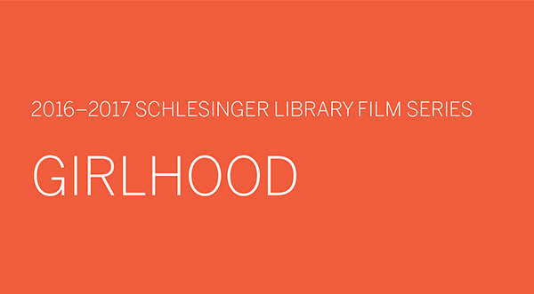 Schlesinger Library Film Series: A Girl Walks Home Alone at Night