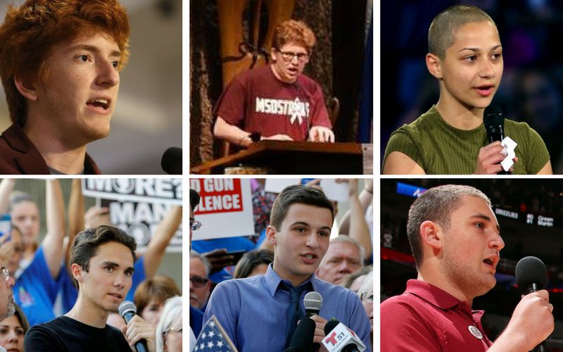 Lottery closing for #NEVERAGAIN panel with Parkland Students
