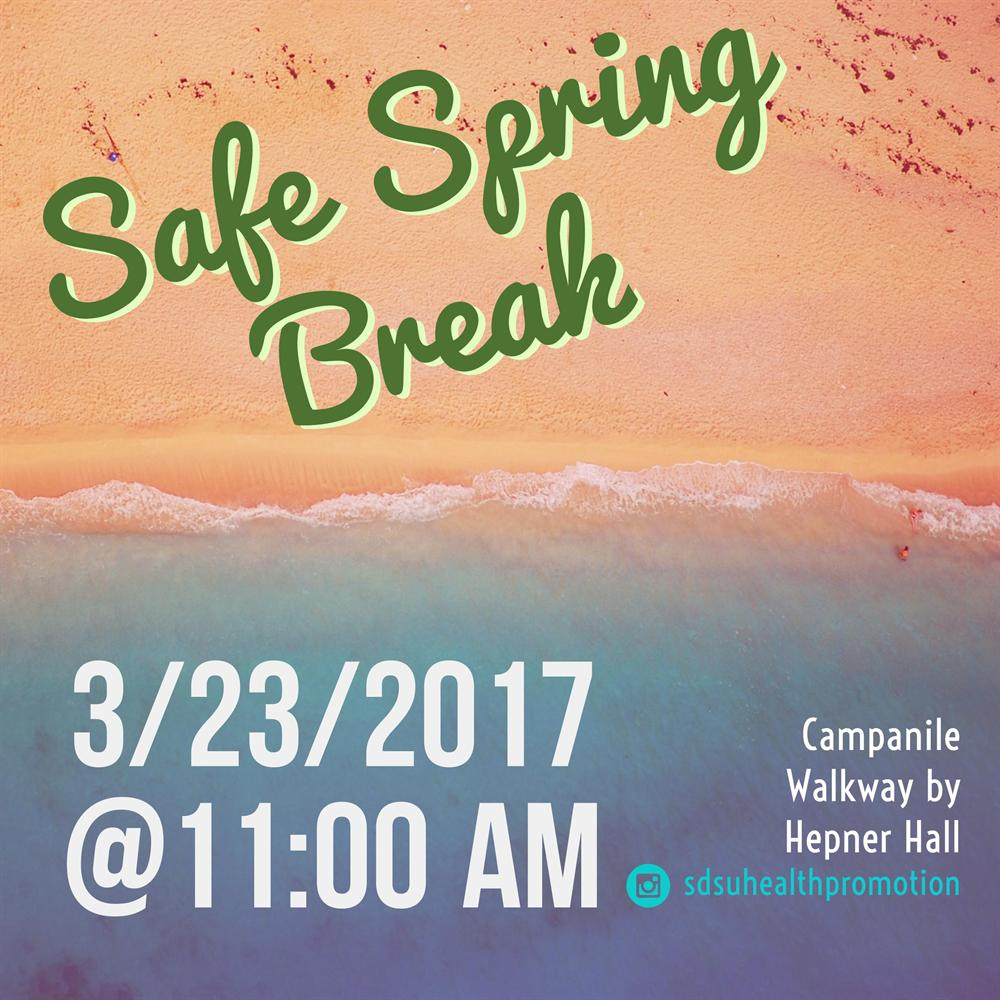 Safe Spring Break