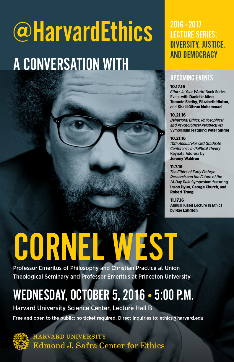 thesis of race matters by cornel west