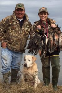 HSC Goose & Duck Weekend in El Campo, TX with RCR Team Waterfowl