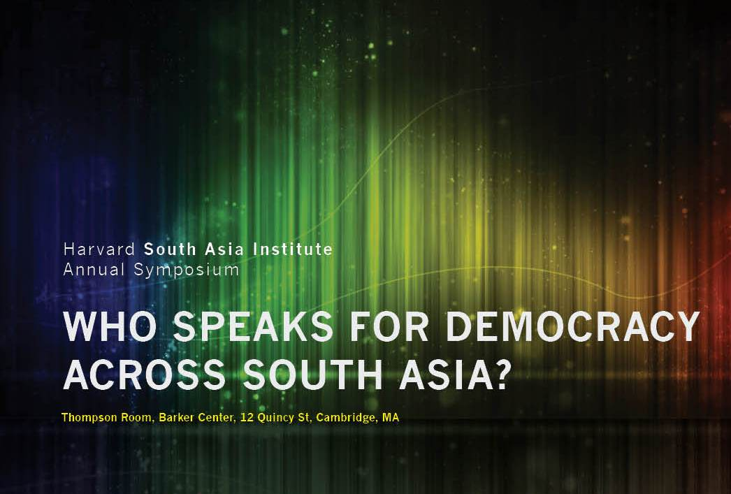 Who Speaks for Democracy Across South Asia?