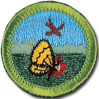 Scout Saturday - Boy Scouts Nature Badge Workshop