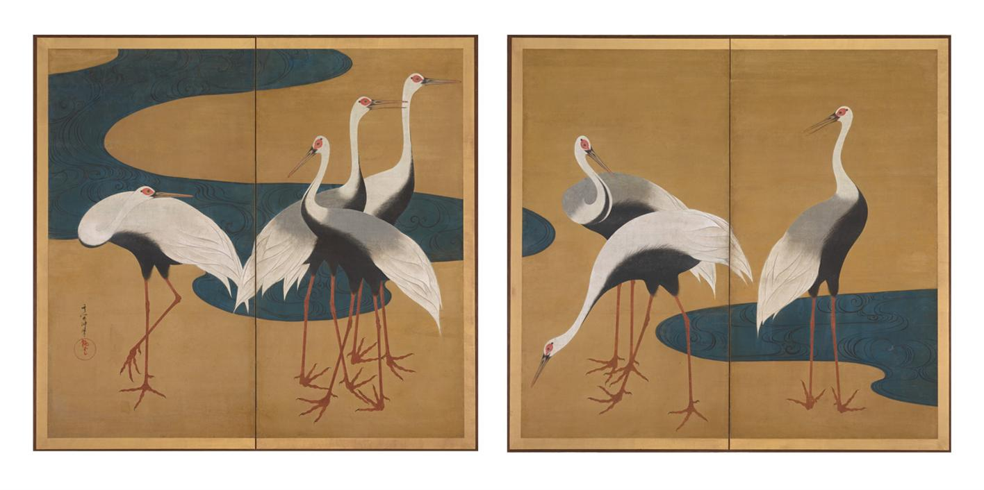 Gallery Talk: Japanese Rinpa Painting