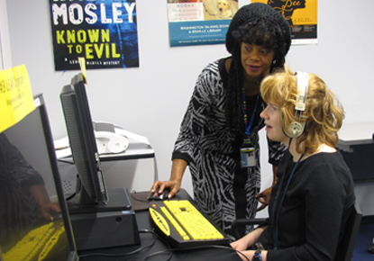 Drop-In Assistive Technology Open Lab