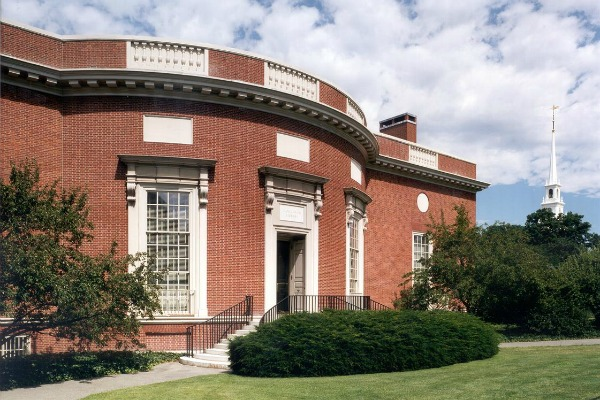 Tour of Houghton Library