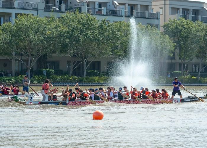 Gulf Coast International Dragon Boat Regatta