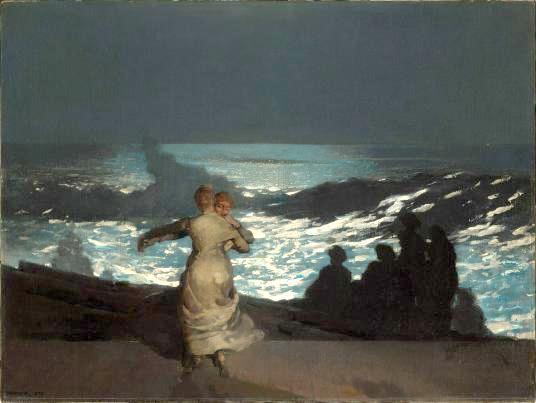 Gallery Talk: Winslow Homer's 'Summer Night'