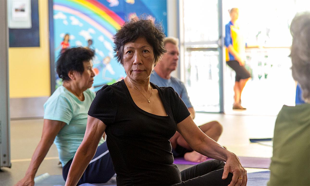 Yoga in Wynnum