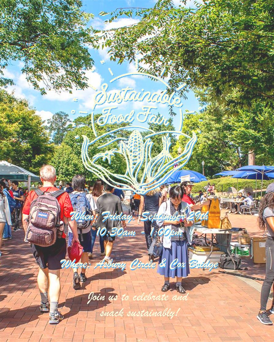 Emory's 12th Annual Sustainable Food Fair