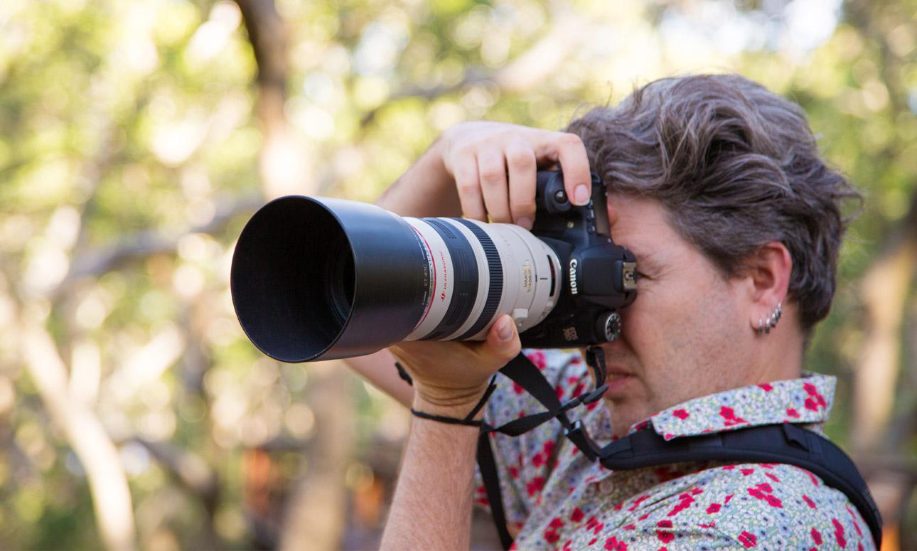50 Plus: JD's Cinematography class