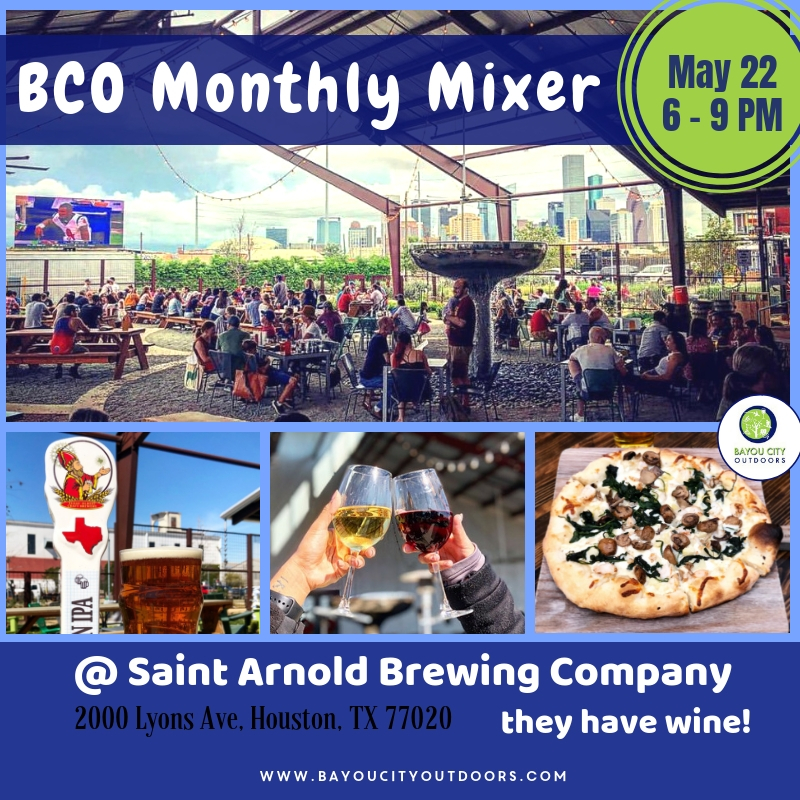 BCO Monthly Mixer