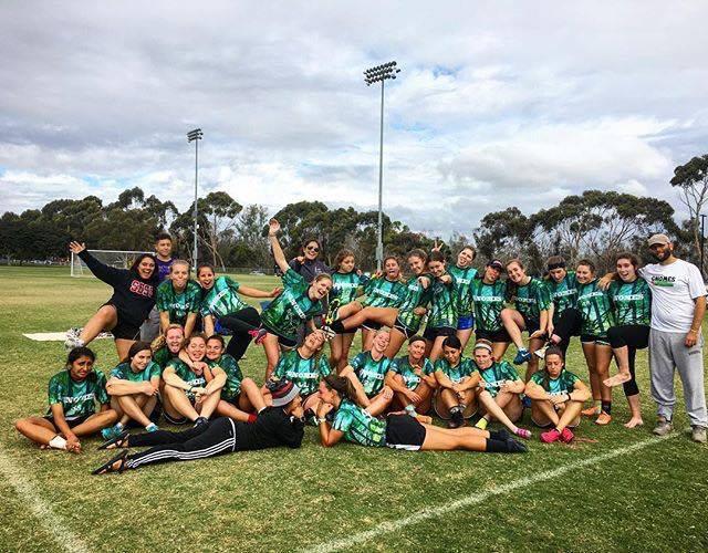 SDSU Women's Ultimate Frisbee Club