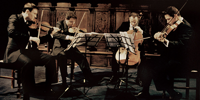 Jerusalem Quartet <br> with Pinchas Zukerman<br>  and Amanda Forsyth