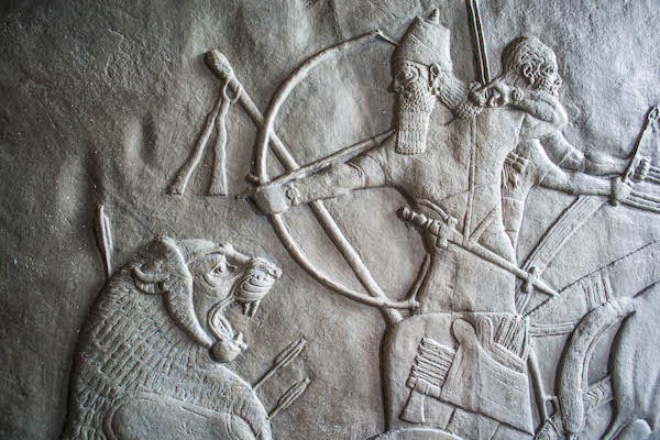 From Stone to Silicone: Recasting Mesopotamian Monuments