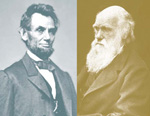 Lincoln vs. Darwin